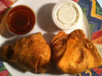 shalimar food land samosa