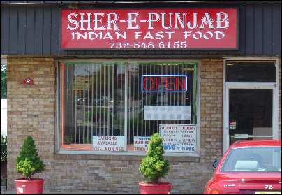 Sher E Punjab Oak Tree Rd Edison