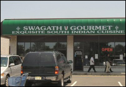 Swagath Edison Indian Restaurant - Good Indian Food; Good Service