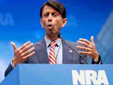 Bobby Jindal - Trash Talking Christian