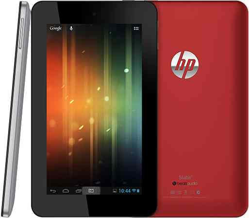 HP Slate 7 Android Jelly Bean Tablet