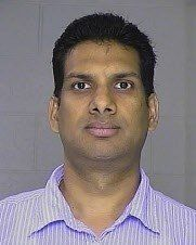 Telugu Groper Srinivasa Erramilli Leaving prison on July 26, 2014