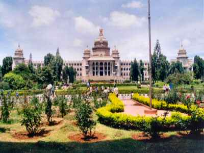 vidhana soudha in bengaluru