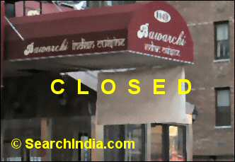 Bawarchi is Closed