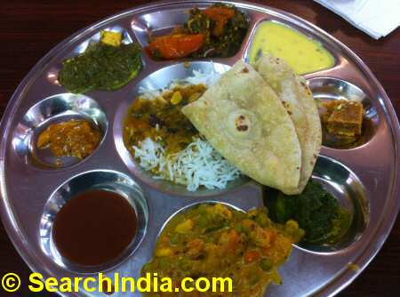 Brahmin Diet  image © SearchIndia.com