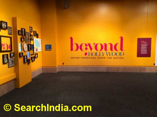 Beyond Bollywood Exhibition in Washington D.C.