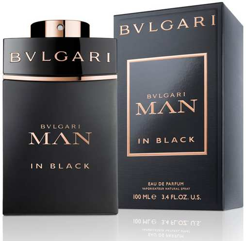 BVLGari Man in Black Bottle