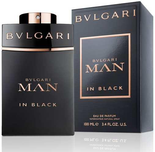 BVLGari Man in Black Bottle