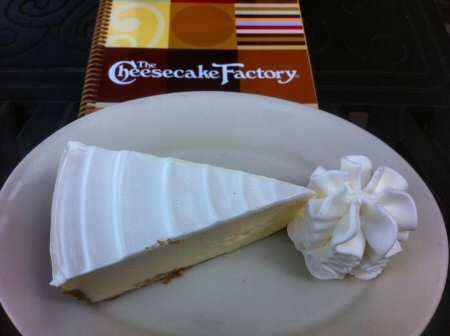 Original Cheesecake - © SearchIndia.com