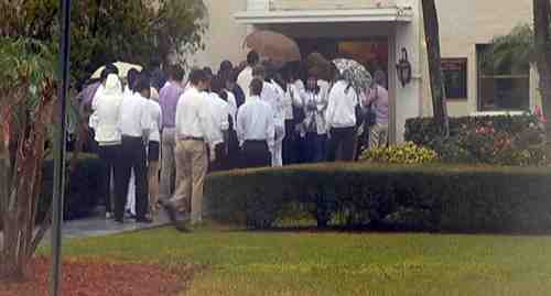 Chetana Guduru's Funeral in Orlando (FL) on January 31, 2014