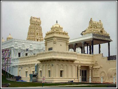 Sri Venkateswara Swamy Temple Aurora, IL