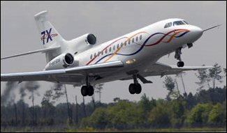 Citi Group Jet