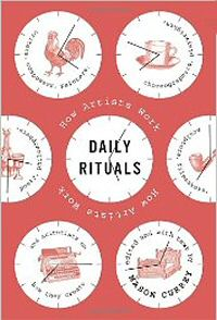 Daily Rituals is a Fine Treat for Bibliophiles