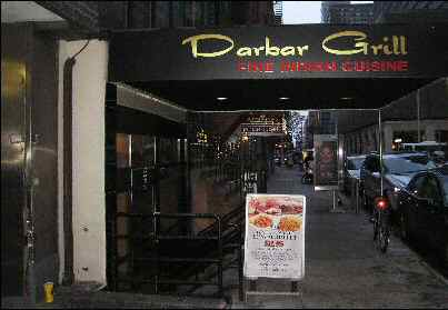 Darbar Grill Employee Arrested on Bribery Charges