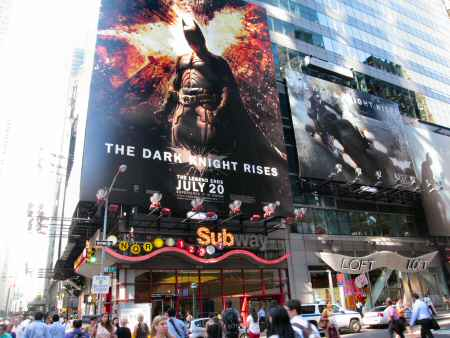 Dark Knight Rises Review  by SearchIndia