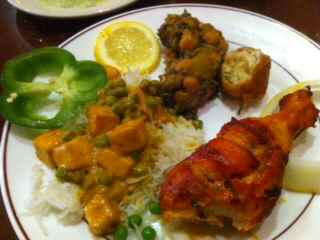 Delhi Palace Food