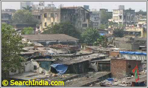 An Indian Slum