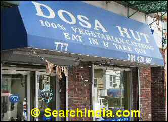Dosa Hut Newark Ave, Jersey City