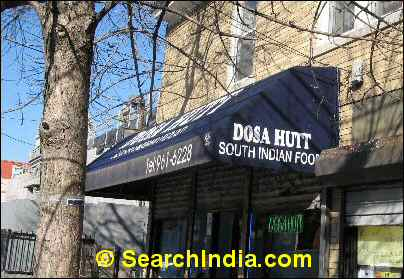 Dosa Hutt Flushing NYC