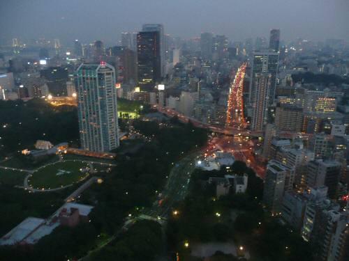 Downtown Tokyo - Image © SearchIndia.com