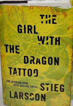 The Girl with Dragon Tattoo