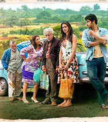 Finding Fanny - Delightful Movie