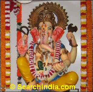 Flushing Ganesh