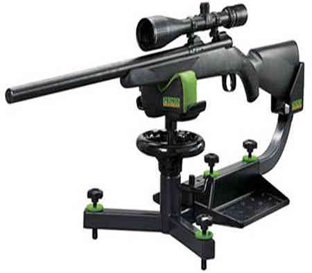 Telescopic Gun Anchor System