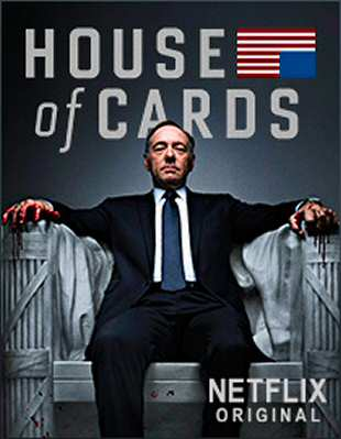 Netflix' House of Cards TV Series