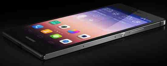 Huawei Ascend P7 - A Beauty