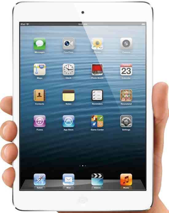 iPad Mini with 7.9-inch Screen