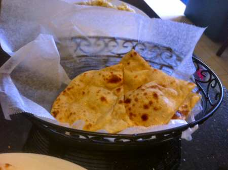 Indiya Naan Bread - © SearchIndia.com