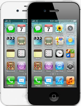 Apple Launches iPhone 4S