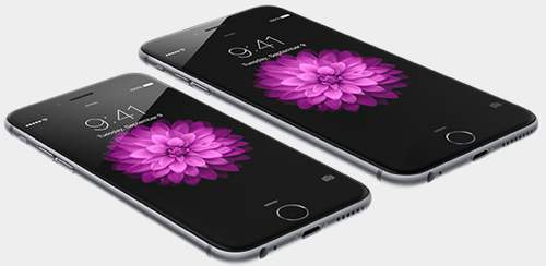 Apple's New iPhone 6 and iPhone 6 Plus Smartphones