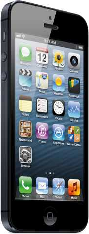 iPhone 5 has 4-Inch Screen