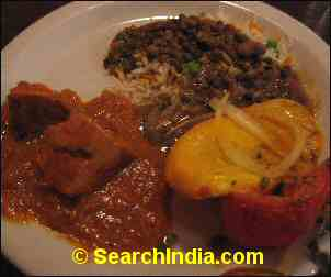 Jackson Diner Chicken Makhani