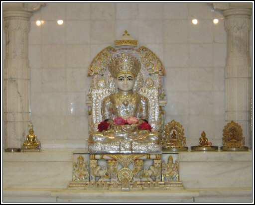 Adinath Bhagwan Jain Center, Milpitas, CA