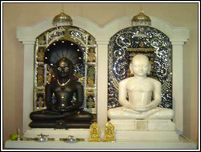 Mahavirswami, Parshwanath, Hindu Jain Temple Monroeville