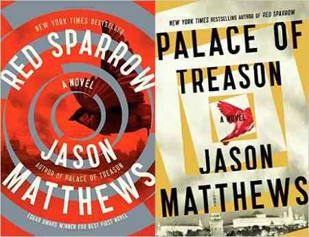 Review of Jason Matthews' Spy Thrillers