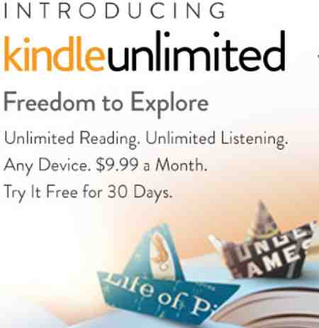 Kindle Unlimited Review - Not Worth It