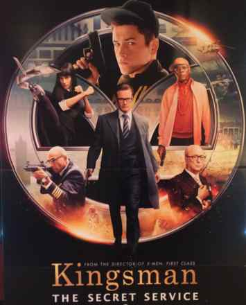 Kingsman Review - Unsatisfying