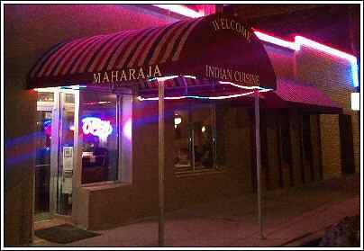 Maharaja Milwaukee South Indian Food