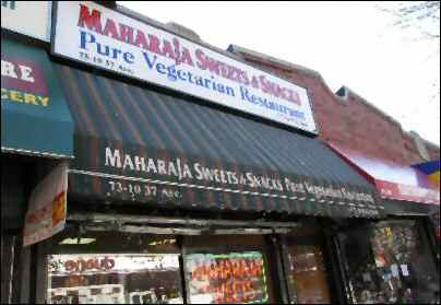 Maharaja Sweets NYC