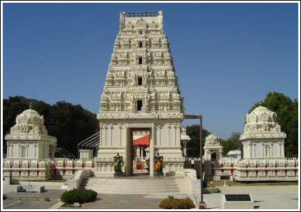 malibu balaji temple