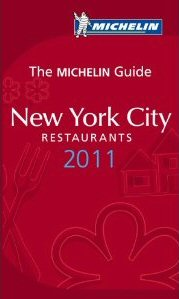 Michelin NYC Ratings