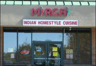 Mirchi NJ - Bad Indian Food