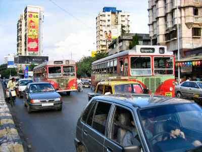 mumbai road