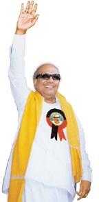 Karunanidhi is a Great Political Survivor