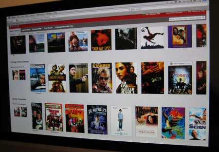 Netflix on Safari Browser
