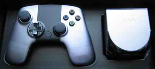 Ouya Game Console